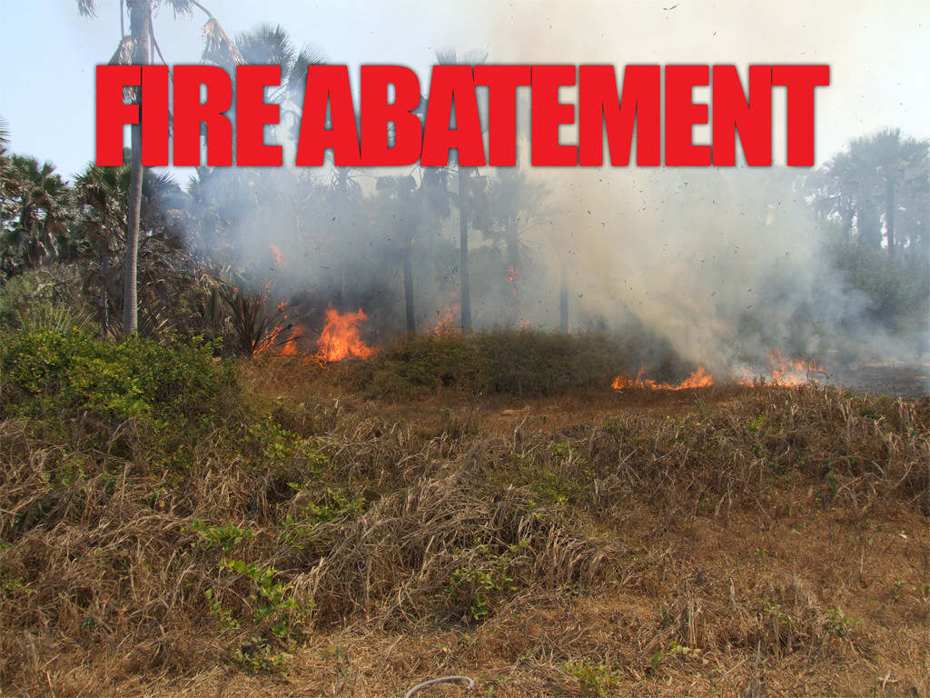 FIRE ABATEMENT
